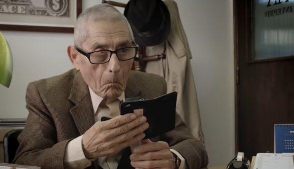 """Desde hoy puedes ver en Netflix """"El Agente Topo""""!"""