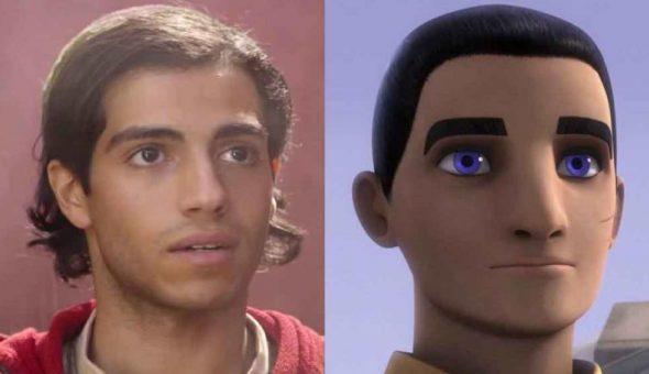 Star Wars Ezra Bridger