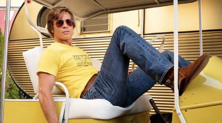 Brad Pitt hace sus propios stunts en Bullet Train
