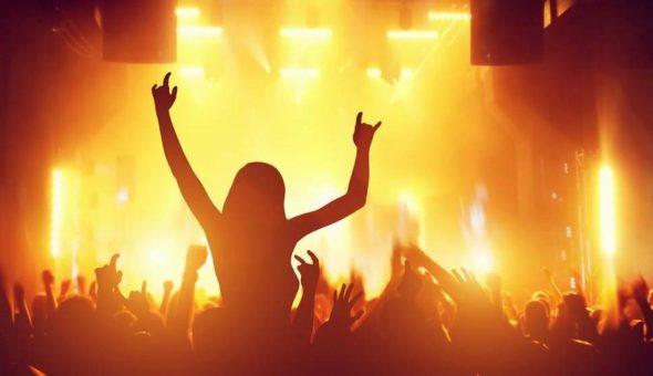 El metal es uno de los géneros con el fan base más alegre