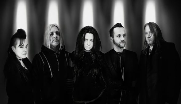 Evanescence lanza un nuevo sencillo: Better Without You