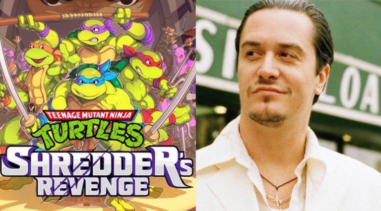 Mike Patton canta la canción del juego Teenage Mutant Ninja Turtles