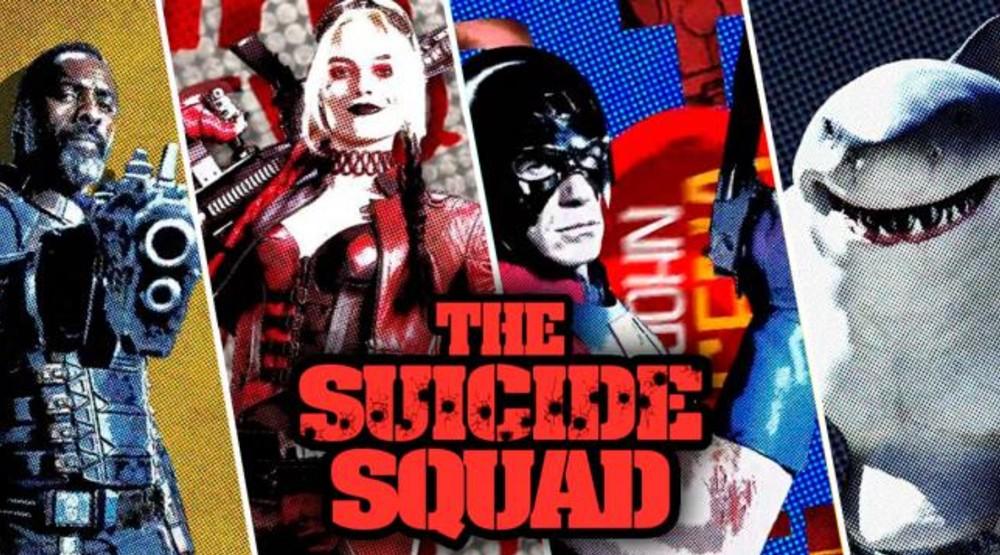 Lanzan primer tráiler de The Suicide Squad de James Gunn