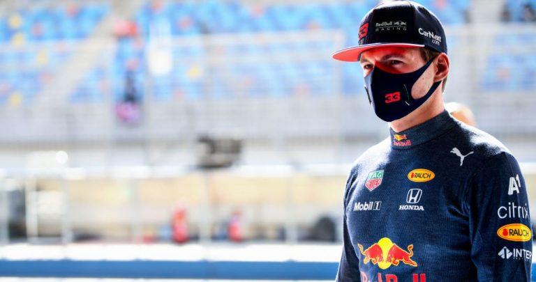 F1 Max Verstappen Web