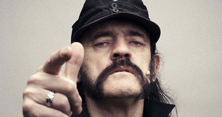 Lemmy Kilmister Motörhead cenizas bala