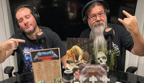 Lobo Lagas Master Of Puppets Metallica