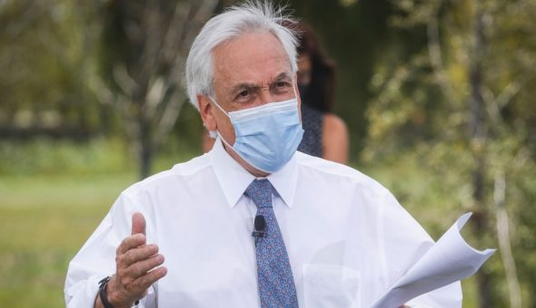 Piñera Pulso Ciudadano encuesta