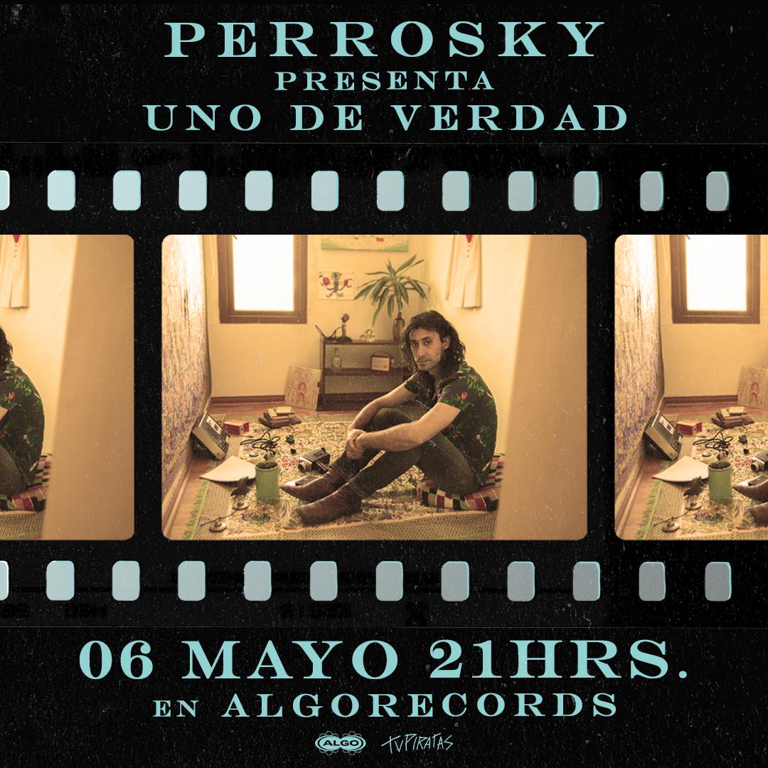 Afiche Sesión Perrosky ESP 3