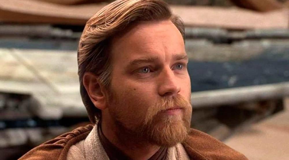 Ewan McGregor luce la nueva barba de Obi-Wan Kenobi