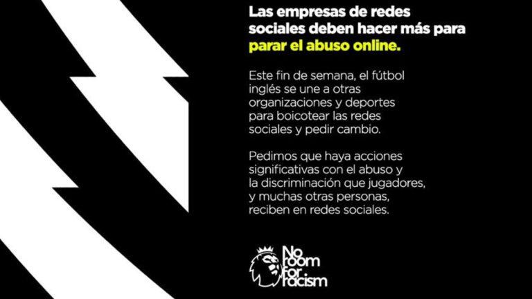 El futbol inglés comienza una campaña contra el bullying virtual