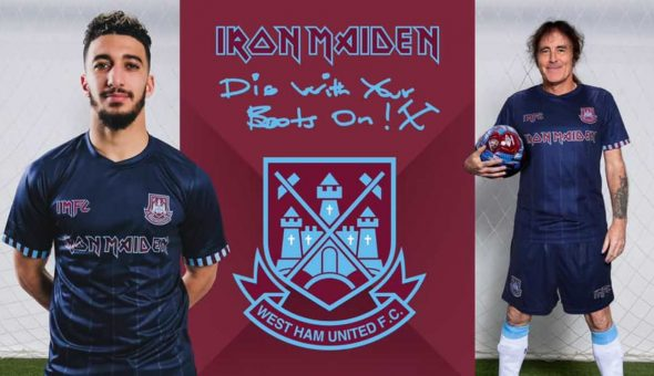 Iron Maiden West Ham 2021 Web