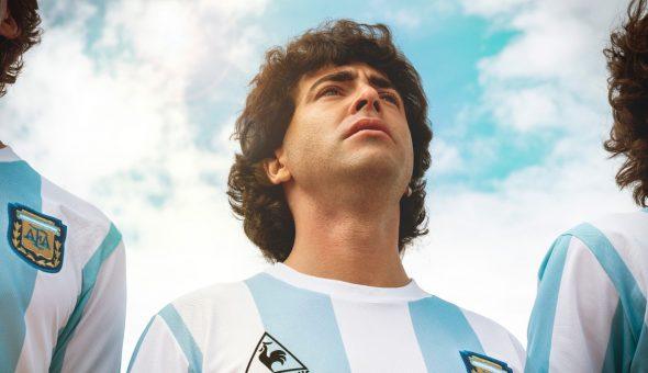 Maradona Sueño Bendito Web
