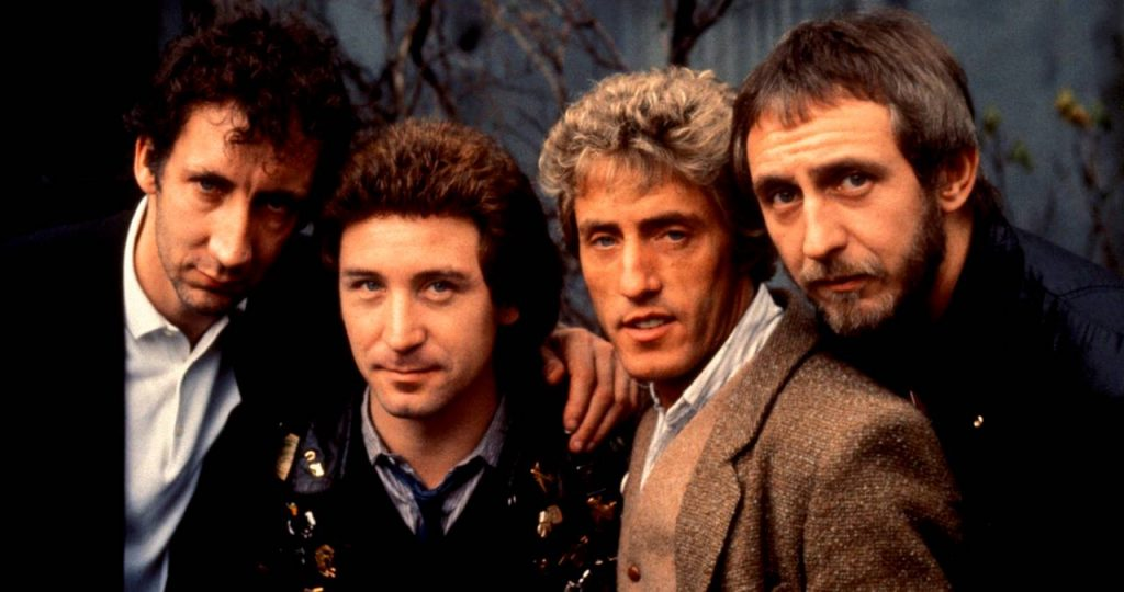 The Who 1981 Getty Web