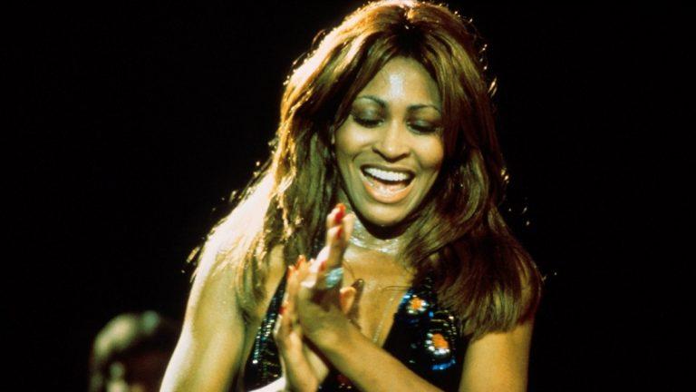 Tina Turner salon rock