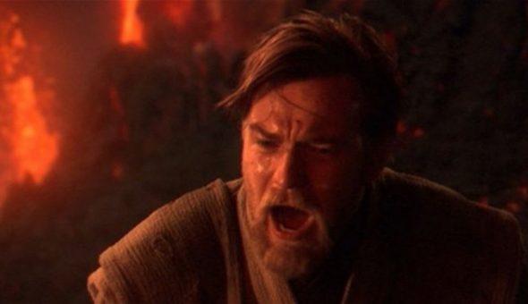 Ewan McGregor Star Wars