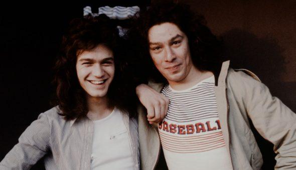 Eddie Alex Van Halen 1978 Getty Web