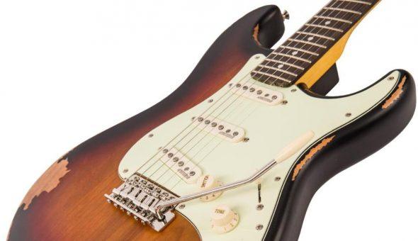 Guitarra Vintage V6 Icon Series Guitar Fest