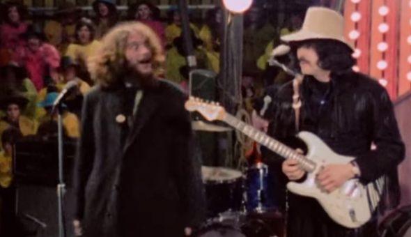 Jethro Tull Tony Iommi