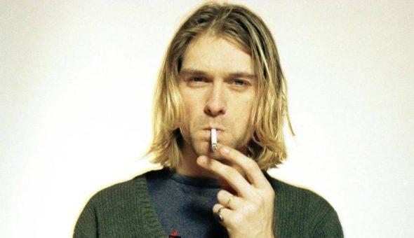 Kurt Cobain Ultima Sesion Fotos Card
