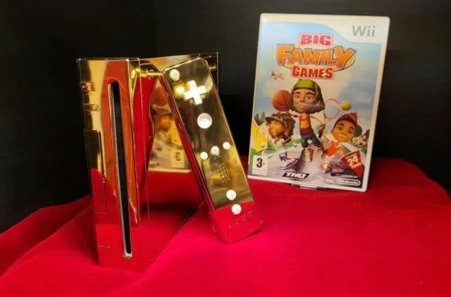 Nintendo Wii Reina Isabel 01
