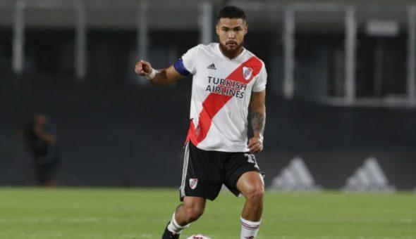 Paulo Diaz River Plate