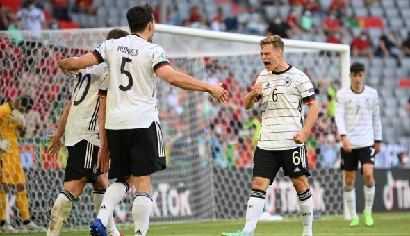 Alemania Portugal Eurocopa