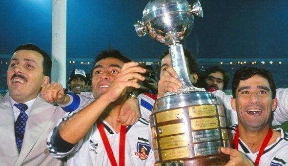 Colo Colo 1991 Copa Libertadores