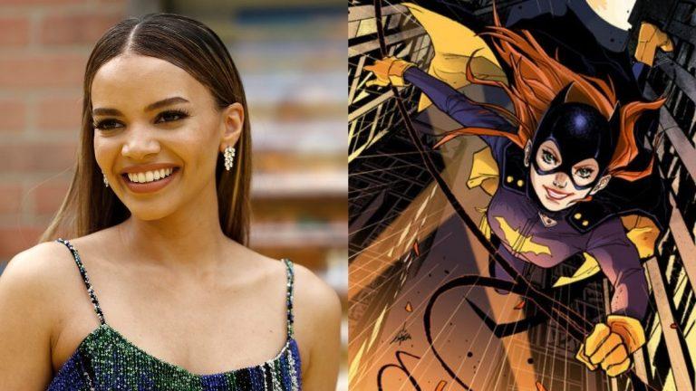 Batgirl Leslie Grace