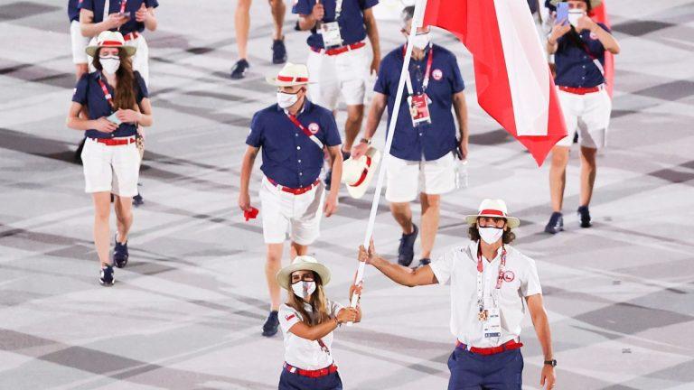 Chile Ceremonia Juegos Olimpicos Web