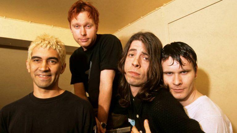 Foo Fighters 1995
