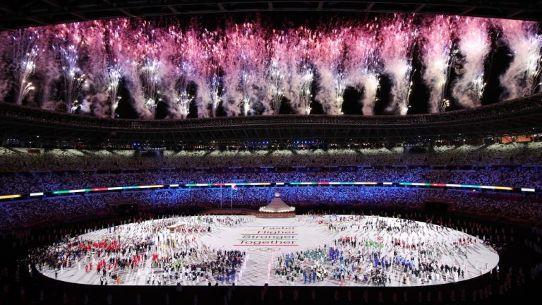 Juegos Olimpicos Ceremonia