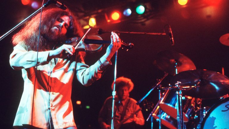 Robby Steinhardt Kansas 1977
