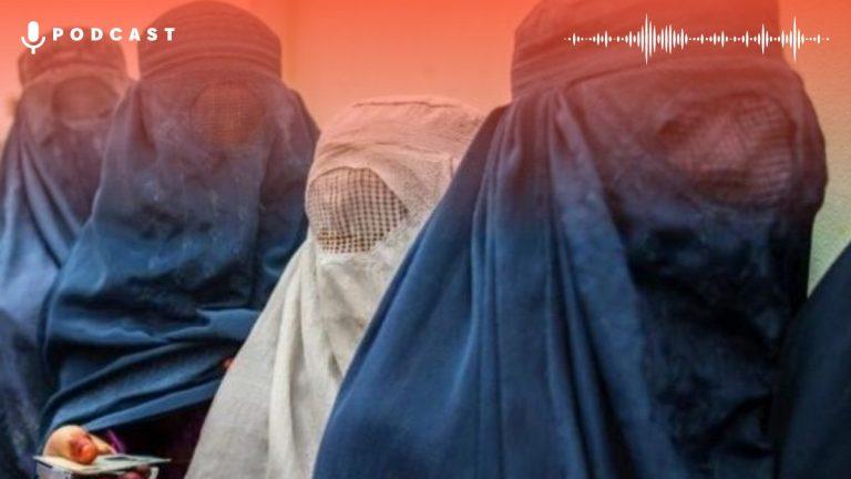 Afganistan Taliban Mujeres