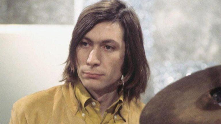Charlie Watts 1969