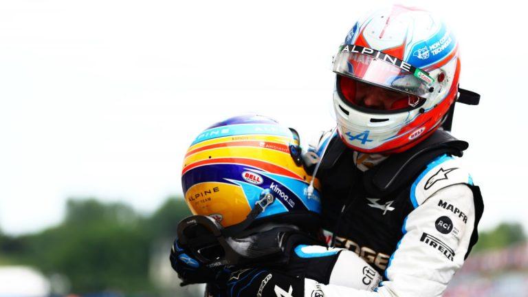 Esteban Ocon Formula 1 Alpine