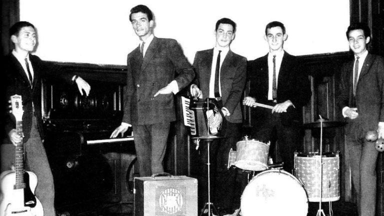 Los Jaivas 1963