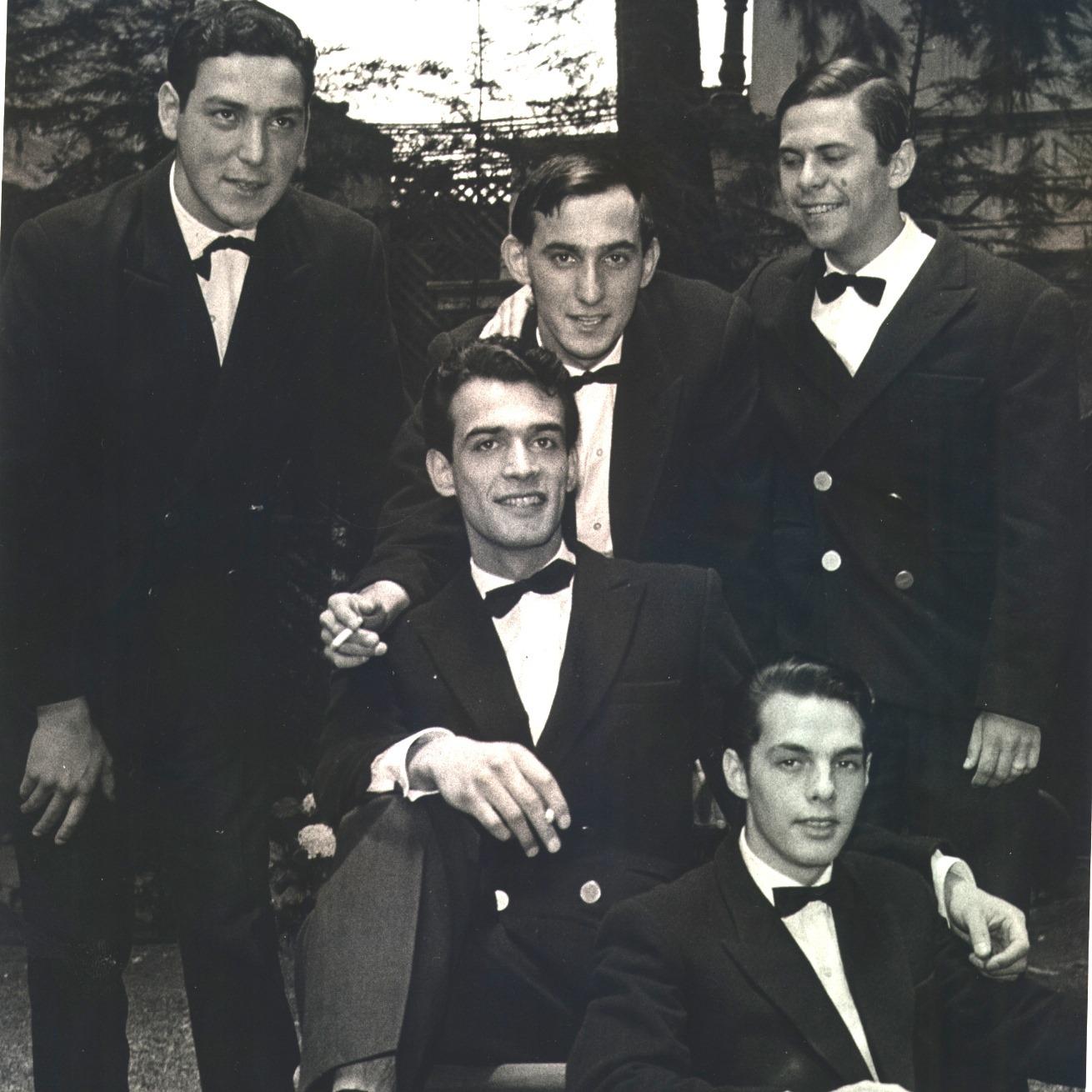 Los Jaivas 1963 Debut