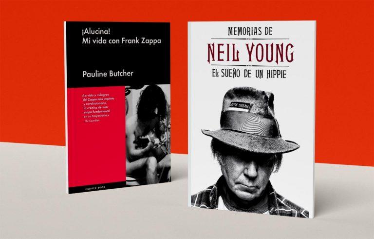 Concurso Liobros Frank Zappa Neil Young