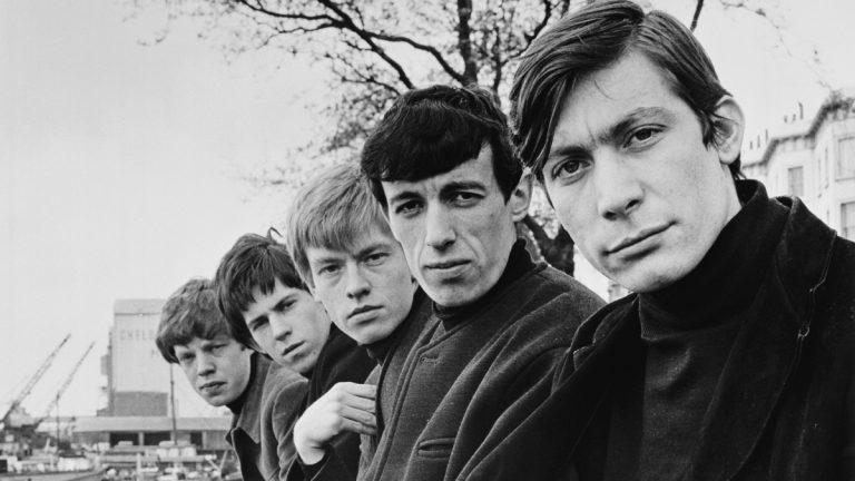 Rolling Stones 1963 Charlie Watts