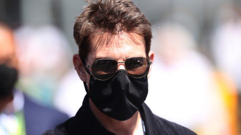 Tom Cruise 2021