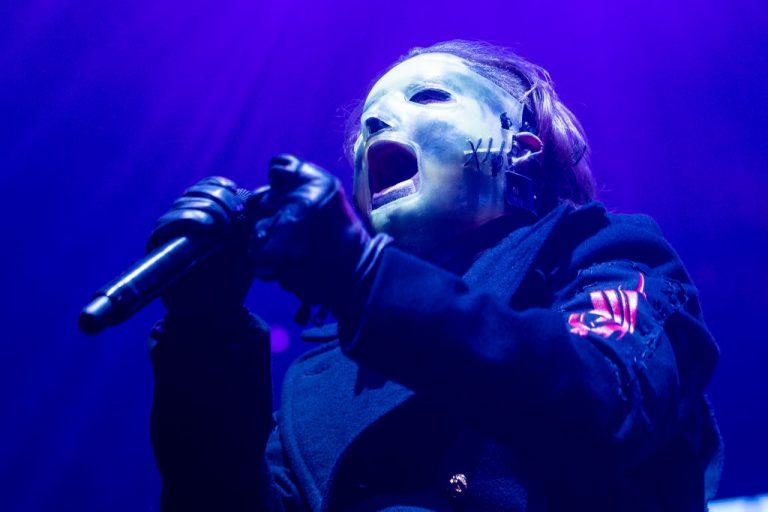 Slipknot Concert In Stockholm