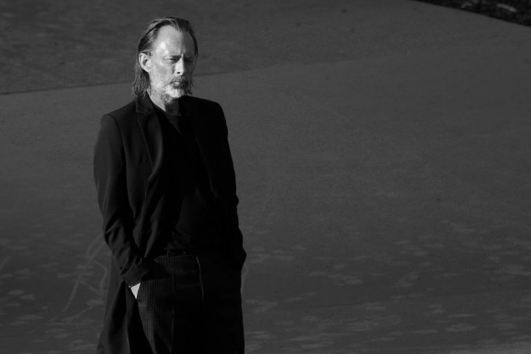 Thom Yorke Red Carpet   15th Rome Film Festival 2020