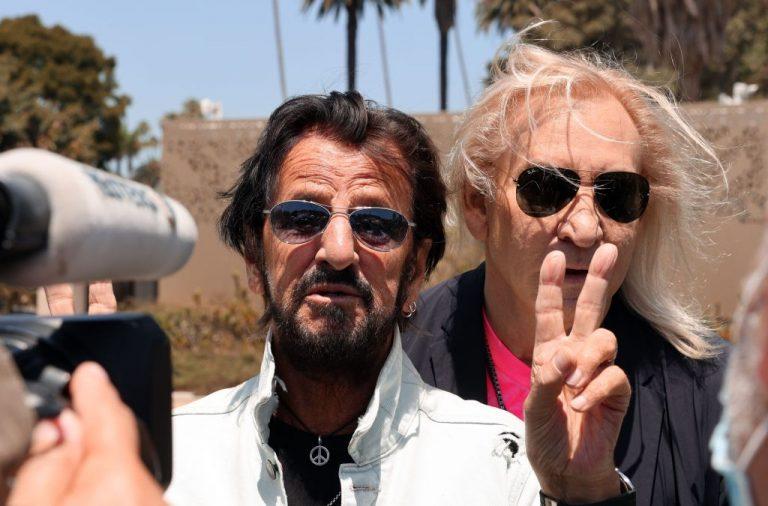 Ringo Starr's Peace & Love Birthday
