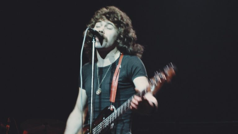 Alan Lancaster 1976