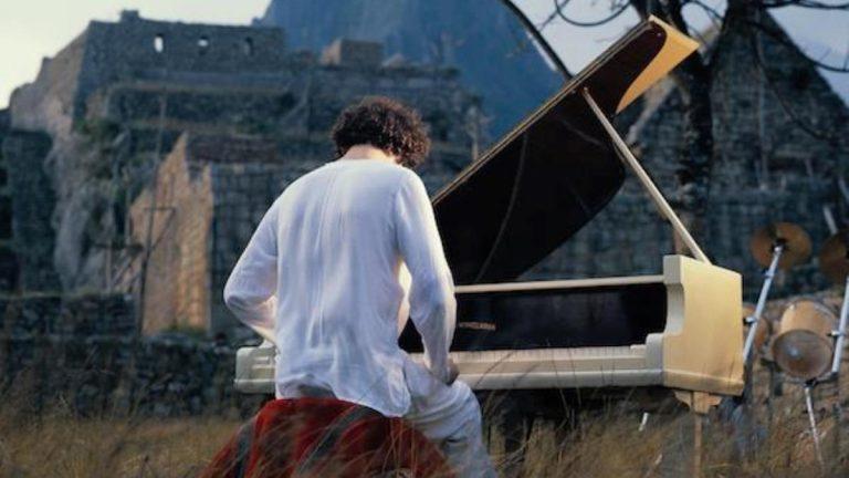 Claudio Parra Los Jaivas 1981