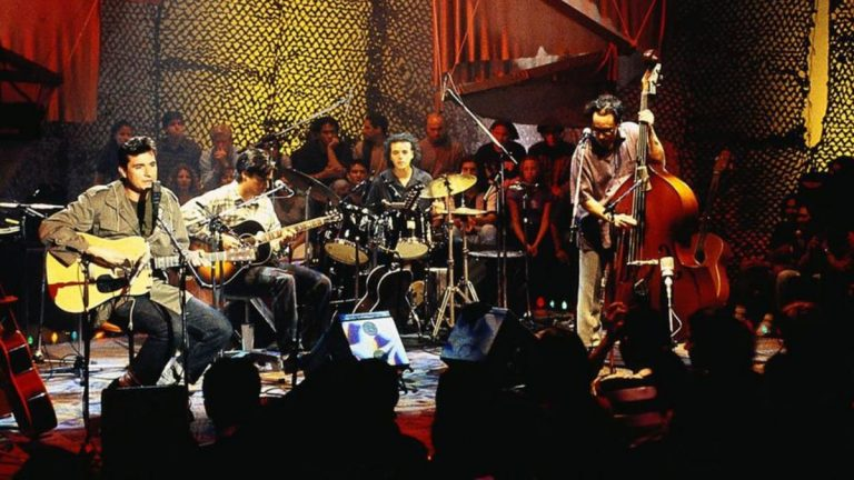Los Tres 1995 Unplugged