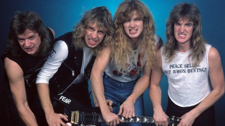 Megadeth 1986