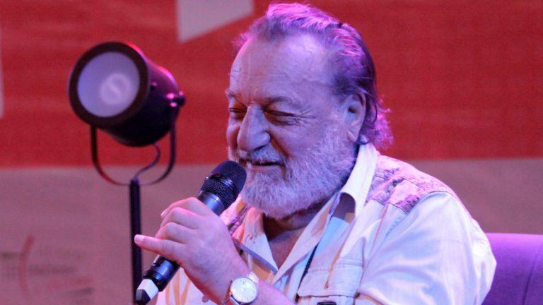 Patricio Manns 2017