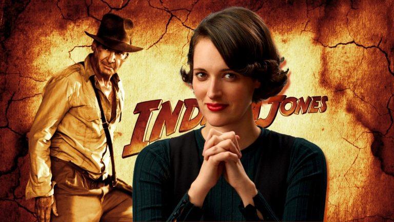 Phoebe Waller-Bridge Indiana Jones