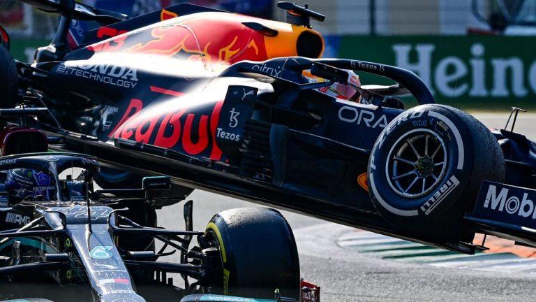 Verstappen Hamilton F1